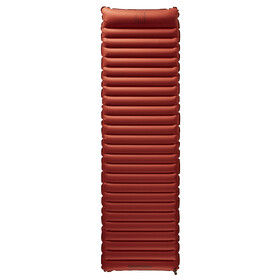 Nordisk Vega Air Self-Inflatable Mat burnt red/black